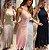 Dress Longo Lurex  - Imagem 1