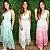 Vestido Renda Color - Imagem 1