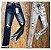 Calça Zíper Dardak Jeans - Imagem 3
