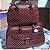 Conjunto com 2 malas LV  - Imagem 2