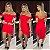 Vestido Mullet Red - Imagem 1
