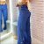 Calça Pantalona Jeans Corrente - Imagem 3