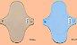 Korui Absorvente Reutilizável - Mini - Conforto Seco 1un - Imagem 4
