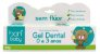 Boni Natural Baby Gel Dental Sabor Frutas 50g - Imagem 1