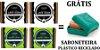 Cativa Natureza Kit 4 Sabonetes Antissépticos (Lama Negra e Capim Limão) + 1 Saboneteira - Imagem 1