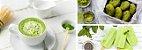 Puravida Coco Cream Matchá Latte - Leite de Coco em Pó com Chá Verde e Limão - Imagem 5
