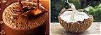 Puravida Coco Cream Belgium Chocolate - Leite de Coco em Pó com Cacau Gourmet - Imagem 5