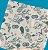 Junibee Embalagem Wrap Reutilizável Tamanho GG 1un - Imagem 3