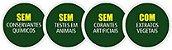 Sabonete Natural com Extrato Orgânico de Camomila - Suavetex - 80g - Imagem 2