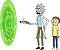 Rick and Morty - Portal Gun / Pistola de portal do Rick, c/ Luz. Funko. - Imagem 3
