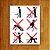 Placa Decorativa de Banheiro - Como (NÃO) usar o toilete - Imagem 2