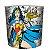 Pote Balde p/ Pipoca 5 Litros Quadrinhos Mulher Maravilha - DC Comics - Imagem 2