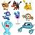 Pokémon - Conjunto com 8 Bonecos  - Imagem 2