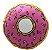 Almofada Formato Rosquinha | Donut - Os Simpsons - Imagem 1