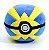 Pokebola de Pelúcia - Veloz Ball - Imagem 1