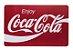 Lugar / Jogo Americano Plástico Coca-Cola (Unidade) - Imagem 2