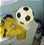 Luminaria Bivolt Bola de Futebol - Imagem 3