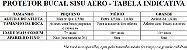 PROTETOR BUCAL SISU AERO 1.6 NEXTGEN - PEQUENO - Imagem 4