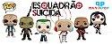 Funko Pop - Esquadrão Suicida - Harley Quinn ou Curinga ou Katana - Imagem 1