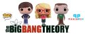 Funko Pop - The Big Bang Theory - Vendidos Separadamente - Imagem 1