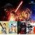 Caderno Universitário 200 fls - Star Wars - O Despertar da Força - Imagem 1