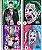 Caderno Capa Dura - 96 folhas - Esquadrão Suicida - Curinga ou Harley Quinn - Imagem 1