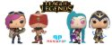 Funko Pop - League of Legends - LoL - Vendidos Separadamente - Imagem 1