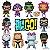 Funko Pop - Teen Titans - DC Comics - Vendidos Separadamente - Imagem 1