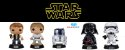 Funko Pop - Star Wars - Luke Skywalker ou Darth Vader ou Clone Trooper ou R2-D2 - Imagem 1