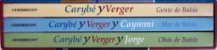 Kit Trilogia Entre Amigos: Verger, Carybé, Jorge y Caymmi (Edição Espanhol/Inglês) - Imagem 3