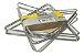Descanso de panela c/ 3 unidades - Erca aramados - Imagem 2