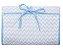 Trocador de Fraldas Portátil - Chevron Azul  - Imagem 1