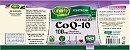 Coenzima Q10 100 Mg 60 Caps- Ubiquinona - Imagem 3