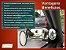 Kit - 4 Unid. espelho CONVEXO Ponto Cego Automóvel e Utilitário. - Imagem 4