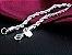 Pulseira Charme de cordas Torcidas Bracelets Cor Prata - Imagem 2