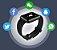 Relógio Smart Inteligente Unissex Eletrônico de Led e Digital - Imagem 6