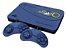 VIDEO GAME TECTOY MASTER SYSTEM - AZUL 2 CONTROLE C/FIO, 1 CABO AV - Imagem 4