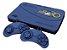 VIDEO GAME TECTOY MASTER SYSTEM - AZUL 2 CONTROLE C/FIO, 1 CABO AV - Imagem 3
