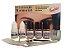 Kit Para Modelagem De Sobrancelhas De Henna - Sensiv - Imagem 1
