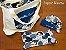 Bolsa personalizada Urso 01 + Touca - com bordado + Bolsa térmica multiuso - Imagem 1