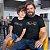 Kit Ctrl+C Ctrl+V Preto Camiseta Unissex e Camisetinha Infantil - Imagem 2