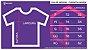 Kit Família Sauro Pai e Filha Preto e Branco Camiseta Unissex e Camisetinha Infantil - Imagem 5