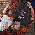 Kit Família Sauro Pai e Filho Preto e Branco Camiseta Unissex e Body Infantil - Imagem 2
