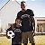 Kit Monstro e Monstro em Treinamento Preto Camiseta Unissex e Camisetinha Infantil - Imagem 2