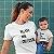 Kit Melhor Mãe Melhor Filho Branco Camiseta Unissex e Body Infantil - Imagem 2