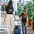 Kit Mãe Heroína Preto Camiseta Unissex e Body Infantil - Imagem 2