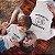 Kit Parceiro de Bebidas Branco Camiseta Unissex e Body Infantil - Imagem 2