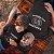 Kit Parceiro de Bebidas Preto Camiseta Unissex e Body Infantil - Imagem 2