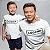 Kit Legend Legacy Branco Camiseta Unissex e Camisetinha Infantil - Imagem 2