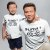 Kit Player 1 Player 2 Branco Camiseta Unissex e Body Infantil - Imagem 2